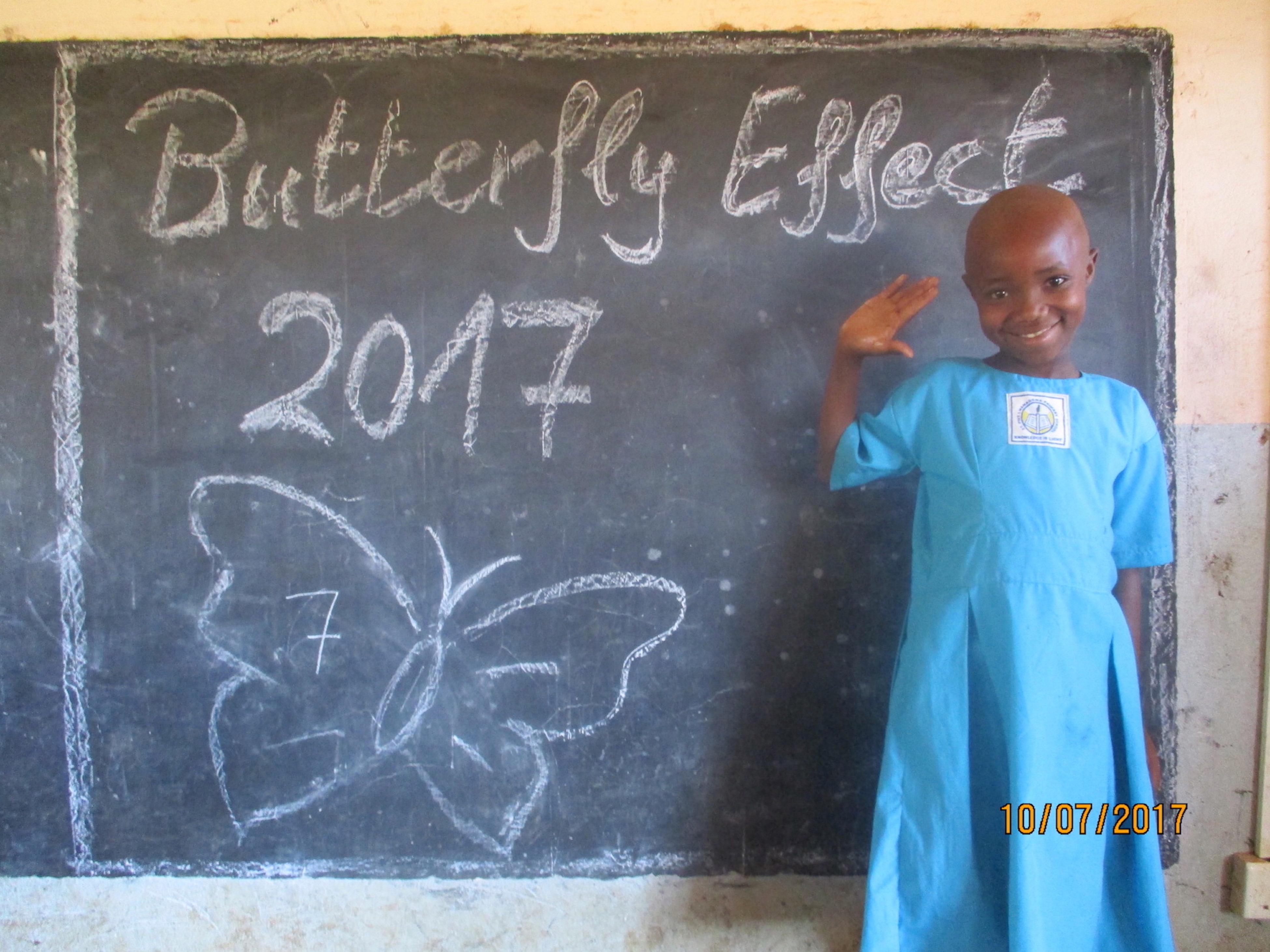 Butterfly Effect 2017 ............... | Ugandakreis Heiligenstadt e.V.